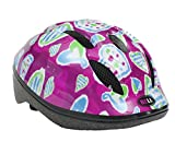 BELL(ベル) ヘルメット 自転車 サイクリング 子ども用 ZOOM2 [ズーム2 パープルハート XS/S 7072834]