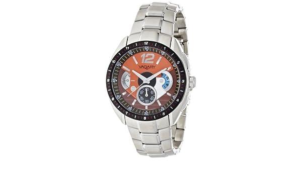 dee64af1ac Amazon | [バガリー]VAGARY 腕時計 VS0-110-91 メンズ | 国内メーカー | 腕時計 通販