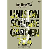 "UNISON SQUARE GARDEN LIVE SPECIAL""fun time 724"" at Nippon Budokan 2015.7.24"