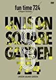 "LIVE DVD「UNISON SQUARE GARDEN LIVE SPECIAL""fun time 724""at Nippon Budokan 2015.07.24」"
