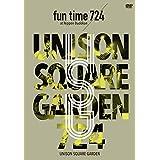 "UNISON SQUARE GARDEN LIVE SPECIAL""fun time 724"