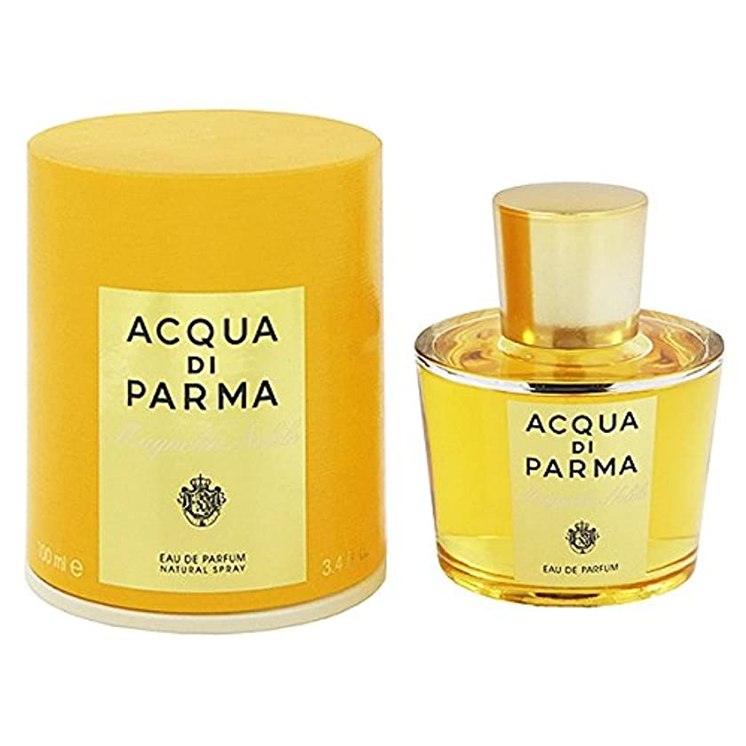 不注意ラダトライアスロンアクア ディ パルマ(Acqua Di Parma) マグノリア ノービレ オードパルファム スプレー 100ml/3.4oz[並行輸入品]