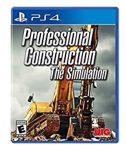 PROFESSIONAL CONSTRUCTION SIMULATOR [E] (輸入版)