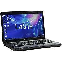 [ 中古ノートパソコン / Microsoft Office Home&Business 2010 ] NEC LaVie LS550/E Windows7 15.6インチ Core i5 2410M 2.3GHz メモリ4GB HDD640GB ブラック [ DVDマルチドライブ / 無線LAN内蔵 ]