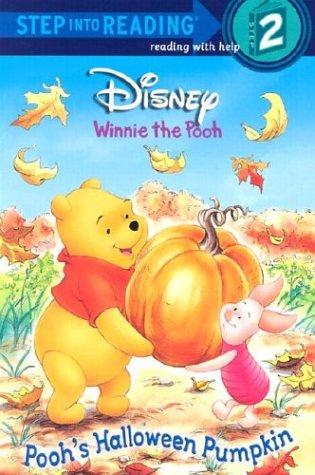 Pooh's Halloween Pumpkin (Step into Reading)の詳細を見る