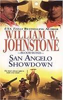 Blood Bond #8: San Angelo Showdown