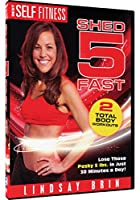 Shed 5 Fast: 2 Total Body Workouts [DVD] [Import]
