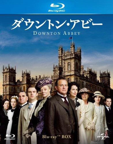 ダウントン・アビー ブルーレイBOX [Blu-ray]の詳細を見る