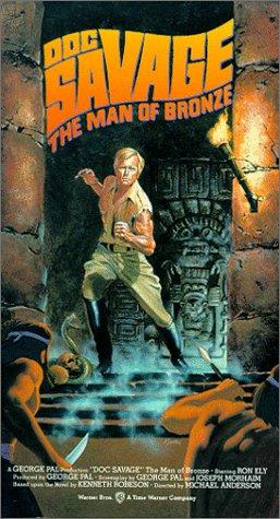 Doc Savage: Man of Bronze [VHS] [Import]