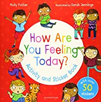 How Are You Feeling Today? Activity and Sticker Book (Activity & Sticker Book)