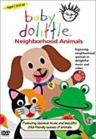 Baby Dolittle Neighborhood Animals / Childrens [DVD] [Import]