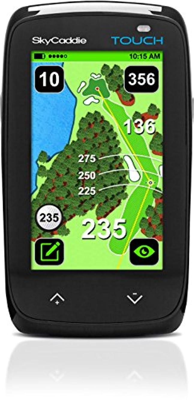 テスピアン兵隊法王SkyCaddie Touch GPS Golf RangeFinder by Skycaddie