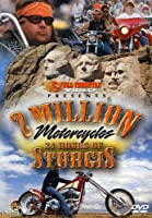 2 Million Motorcycles: 24 Hours of Sturgis [DVD] [Import]