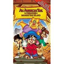 American Tail: Treasure of Manhattan [VHS] [Import]