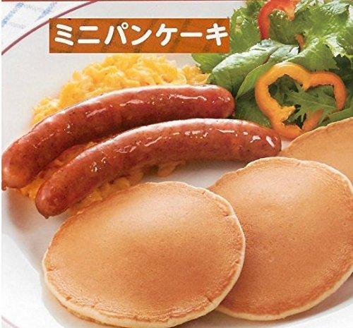 ミニパンケーキ 24枚 【冷凍】/テーブルマーク(3袋)