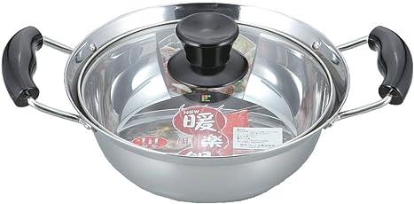 和平フレイズ ニュー暖楽鍋 IH対応 よせしゃぶ鍋 20cm NR-5428