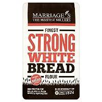 結婚有数の強力な白い粉1.5キロ (x 6) - Marriage's Finest Strong White Flour 1.5kg (Pack of 6) [並行輸入品]