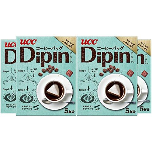 DipIn マイルド&あまい香り 粉 (8gx5p) 40g