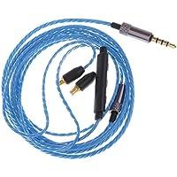 Baosity オーディオ ケーブル インライン リモート マイク CKS1100 E40 E50 E70 LS200 LS300 LS400 CKR90 CKR100 LS50 LS70ヘッドフォンに対応