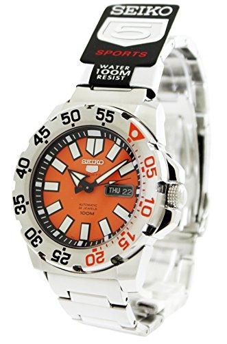 [セイコー]SEIKO 腕時計 5スポーツモンスター SRP483K1 自動 メンズ [逆輸入品]
