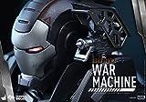 ムービー・マスターピース アイアンマン2 ウォーマシン 1/6スケール ダイキャスト製 塗装済み可動フィギュア_05
