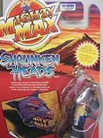 Mighty Max Shrunken Heads Rat Trap