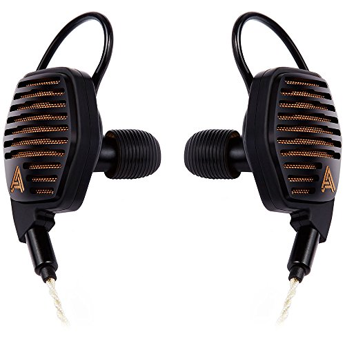 Audeze LCDi4 in-ears with premium cable 平面駆動型インイヤーイヤフォン SP753 110-IE-1020-01