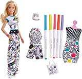 Barbie Crayola Colour-in Fashions, Blonde