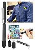 PloomTECH ポケットクリップ&スタイラスキャップ プルームテック おしゃれ 便利グッズ 収納 電子タバコ ploom tech