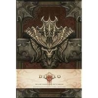 Diablo III: Hardcover Blank Sketchbook (Insights Deluxe Sketchbooks)