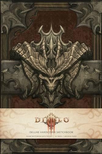 Diablo III: Hardcover Blank Sk...