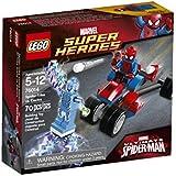 レゴ (LEGO) スーパー?ヒーローズ スパイダートライク vs. エレクトロ 76014