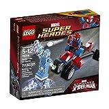 レゴ (LEGO) スーパー・ヒーローズ スパイダートライク vs. エレクトロ 76014