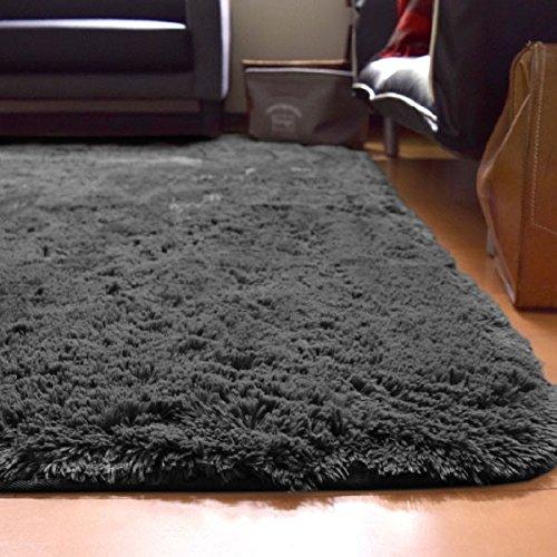 ラグ ラグマット 洗える シャギー 3畳 約190cm×24...