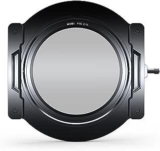 NiSi V5 PRO フィルター ホルダーセット品 100mmシステムホルダー 49mm~82mmレンズに適用