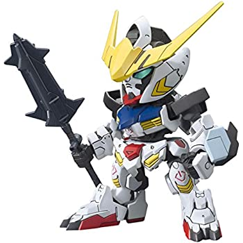 SDガンダム BB戦士 No.401 ガンダムバルバトス DX 色分け済みプラモデル