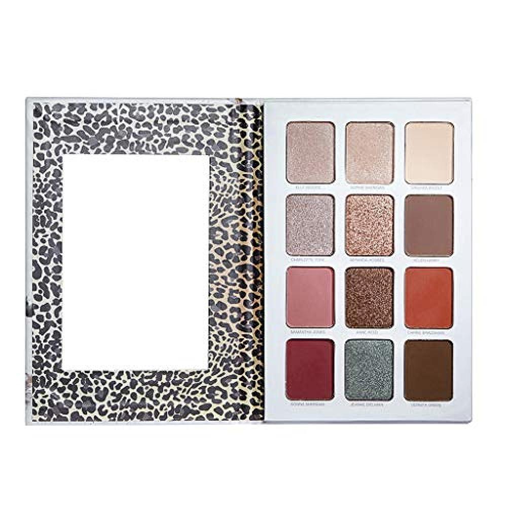 包帯カジュアルタクトSM SunniMix 12色入り アイシャドウセット 化粧品 アイシャドウパレット メイクアップ 美容メイクマット