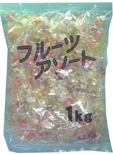 マルエ製菓 マルエ フルーツアソート 1Kg