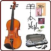 Hallstatt(ハルシュタット) ヴァイオリン V-45 4/4サイズバイオリン 初心者入門セット(9707101200)