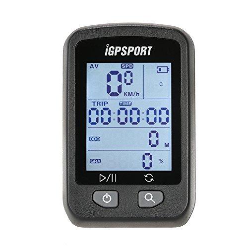 Lixada iGPSPORT 充電式 IPX6防水 自動バッ...