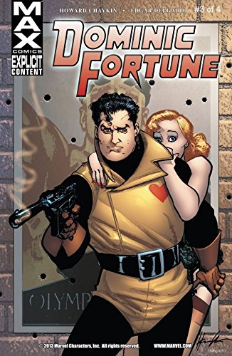 Download Dominic Fortune #3 (of 4) (English Edition) B00ZO984HI
