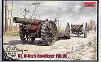 プラスチックモデルBuilding武器キットガンBL 8-inch Howitzer Mk。Vi 1/ 72Roden 716