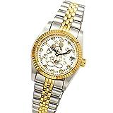 ディズニー 腕時計 disney ウォッチ ダイヤ ミッキー ホワイト [並行輸入品]