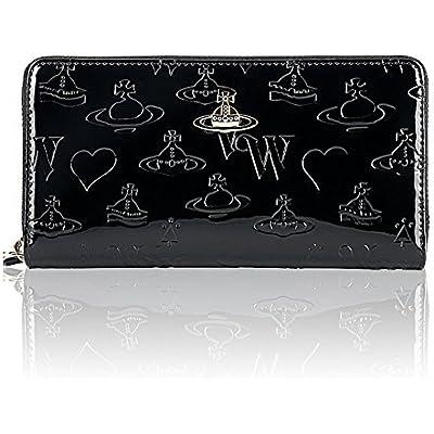 Vivienne Westwood ヴィヴィアンウエストウッド財布 長財布 55310 BLACK / RED/BLUE[並行輸入品]
