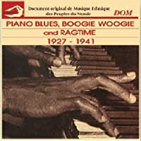 Piano Blues Boogie Woogie & Ragtim