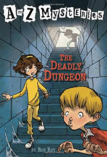 A to Z Mysteries: The Deadly Dungeonの詳細を見る