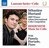 Solo Cello Sonata Op 25 No 3 / Cello Sonata in E by PAUL HINDEMITH (2013-12-10)