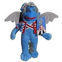 FlyingブルーMonkey–Wizard of Oz–Warner Bros BeanバッグPlush