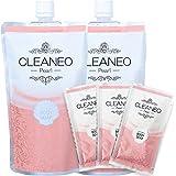 クリアネオ公式(CLEANEO) パール オーガニックボディソープ 透明感のある美肌へ 詰替300ml ×2 + パールパウチセット