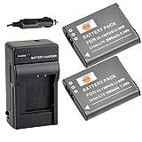 DSTE® アクセサリーキット Olympus LI-90B LI-92B 互換 カメラ バッテリー 2個+充電器キット対応機種 Tough SP-100 TG-1 TG-2 TG-3 TG-4 XZ-2